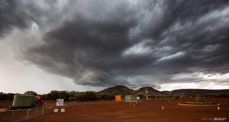 Pilbara Western Australia 2014 Wet Season