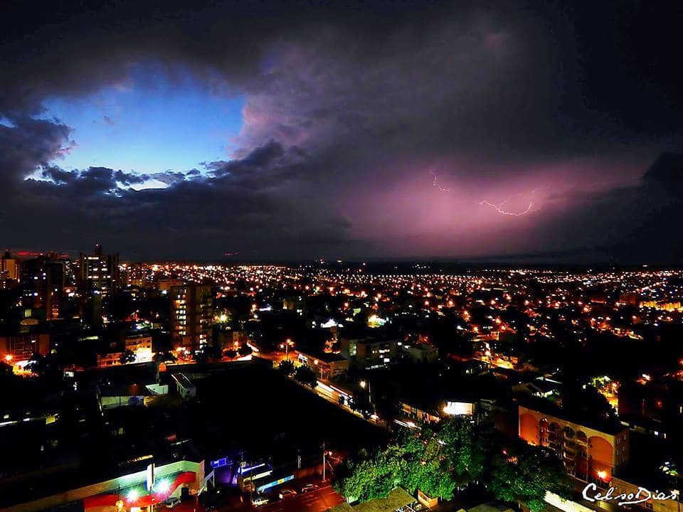 Heaven and hell... Cascavel/PR/BR CelsoDias