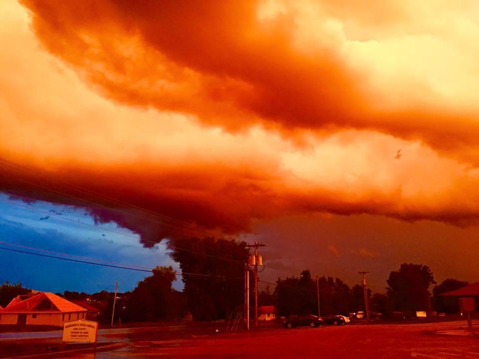 Harrisonville, Missouri. 05-26-2015