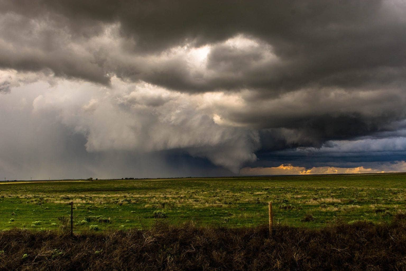 Here is one of my Colorado tornadoes from Saturday's chase.