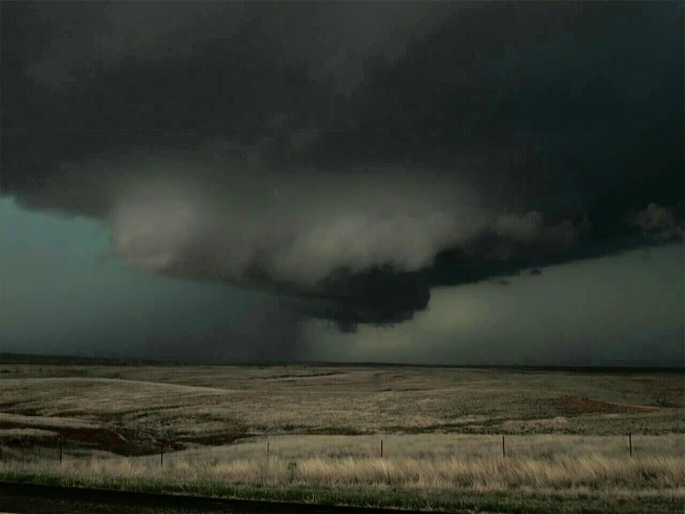 I'll never forget the sound of the Wheeler, Texas beast's inflow.