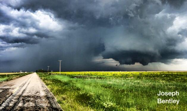 Pic I got 4/28/15 just north of Silverton, TX.