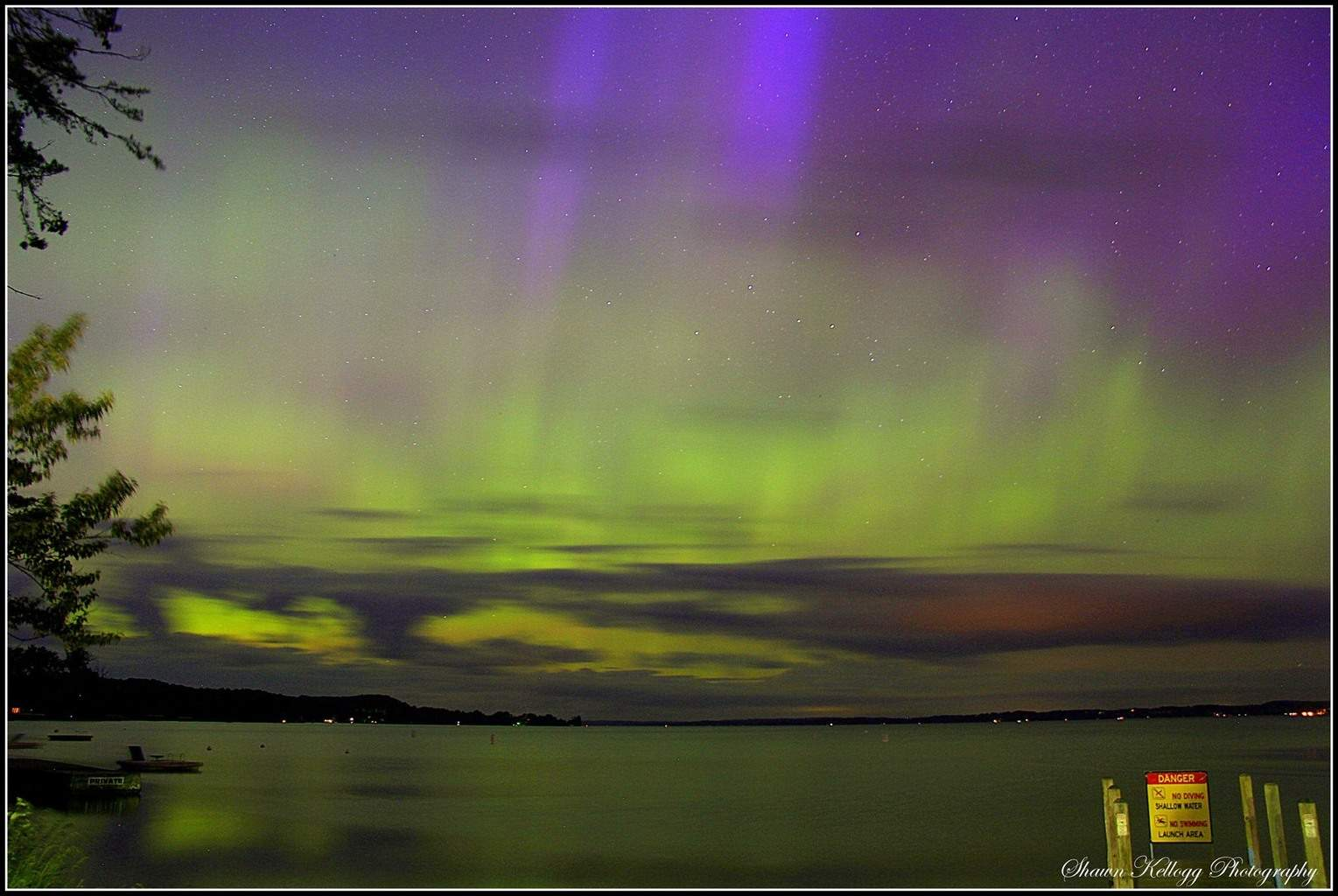 I'm assuming you all got flooded with Aurora shots .... but here is one more from the other night