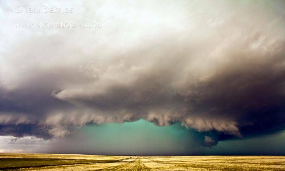 Beautiful storm. Oklahoma. May 2015.