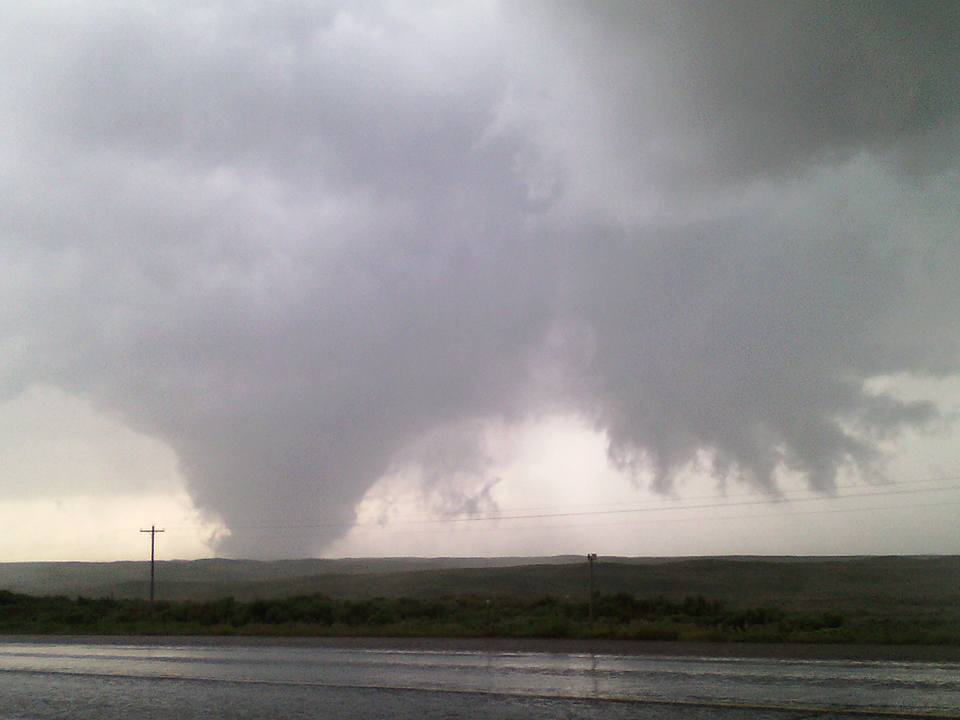 Canadian Texas 5/27/15 what an amazing storm! Very impressive