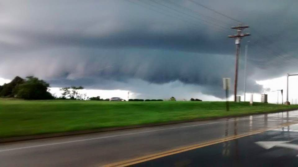 Boone county, Callaway county 7-1-15 just south of I 70 Columbia