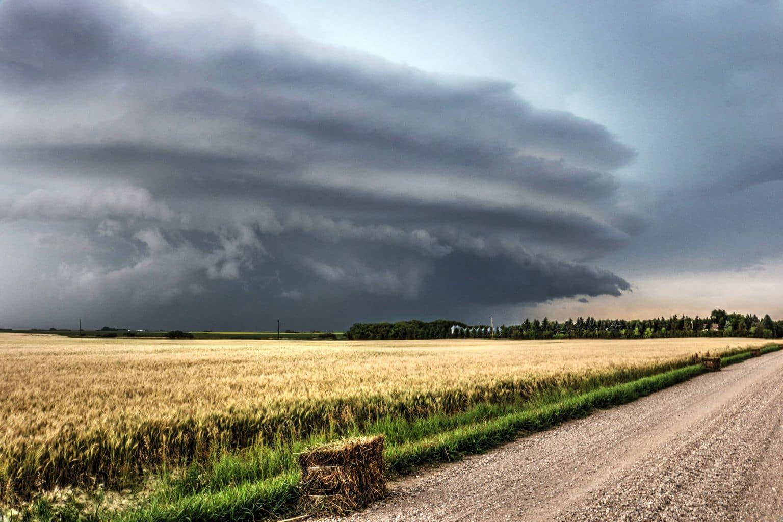 "From Yesterday Saskatchewan canada ""stacked"""