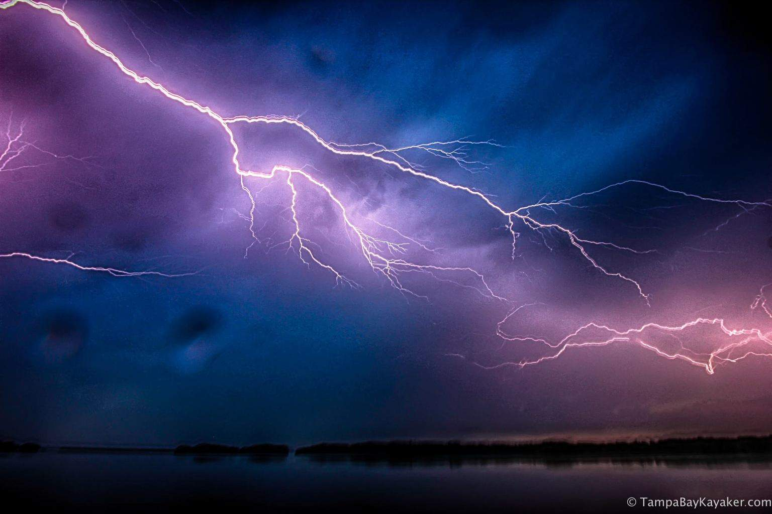 Ride the Lightning - Tampa Bay Florida