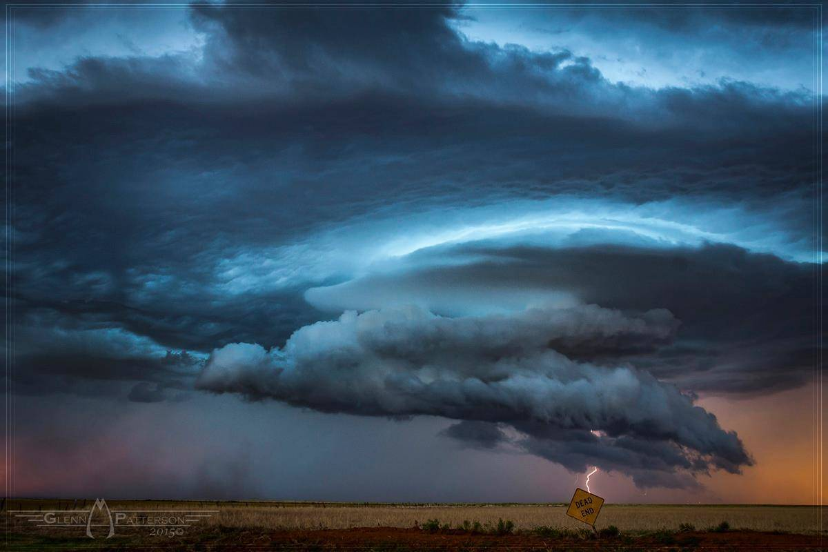 Took this Shot just little bit ago North of Elmer Oklahoma as the Storm was Rolling over Altus Oklahoma. Enjoy