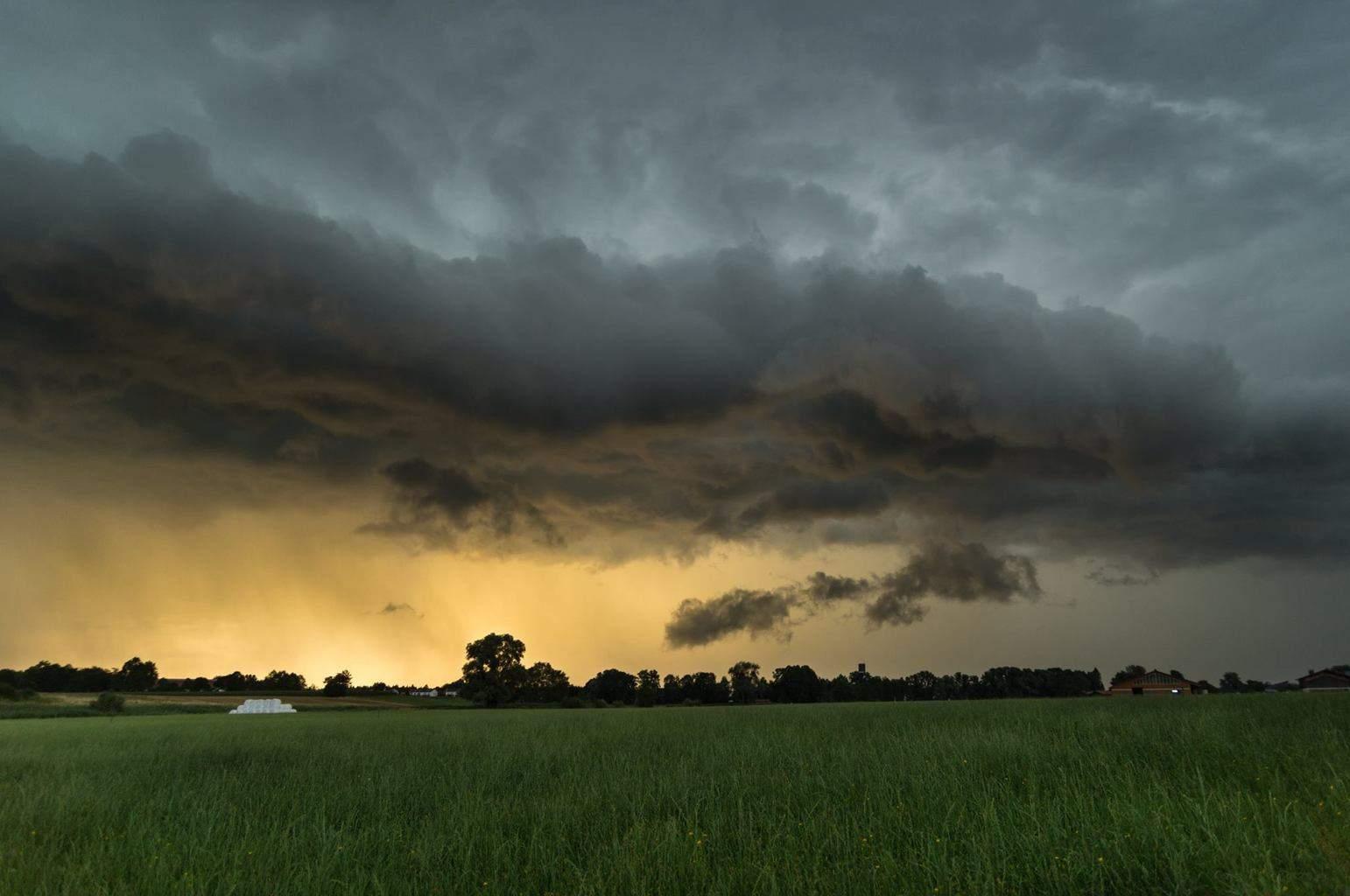 Approaching Storm - June 20, 2015