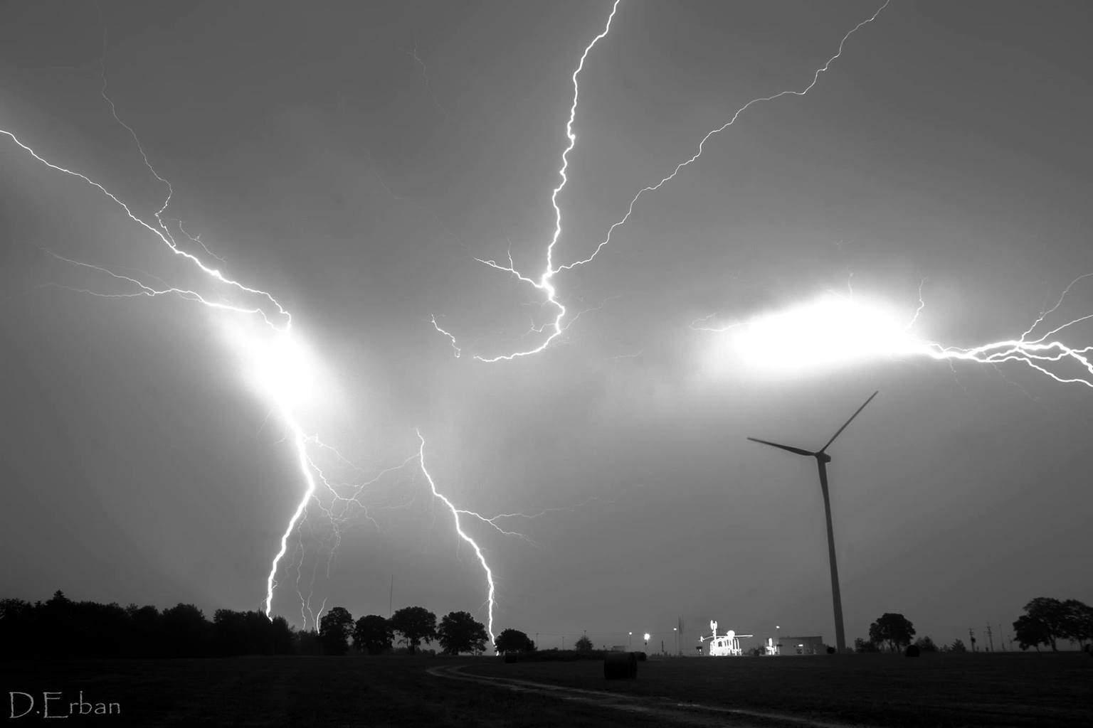 Last week. Best storm of the year, maybe in my live Hranice u Aše (CZE) 7.7.2015