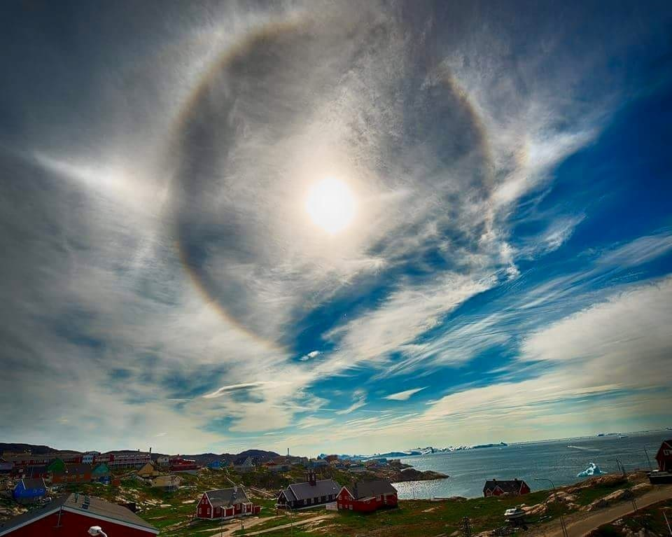 Greenland in July!