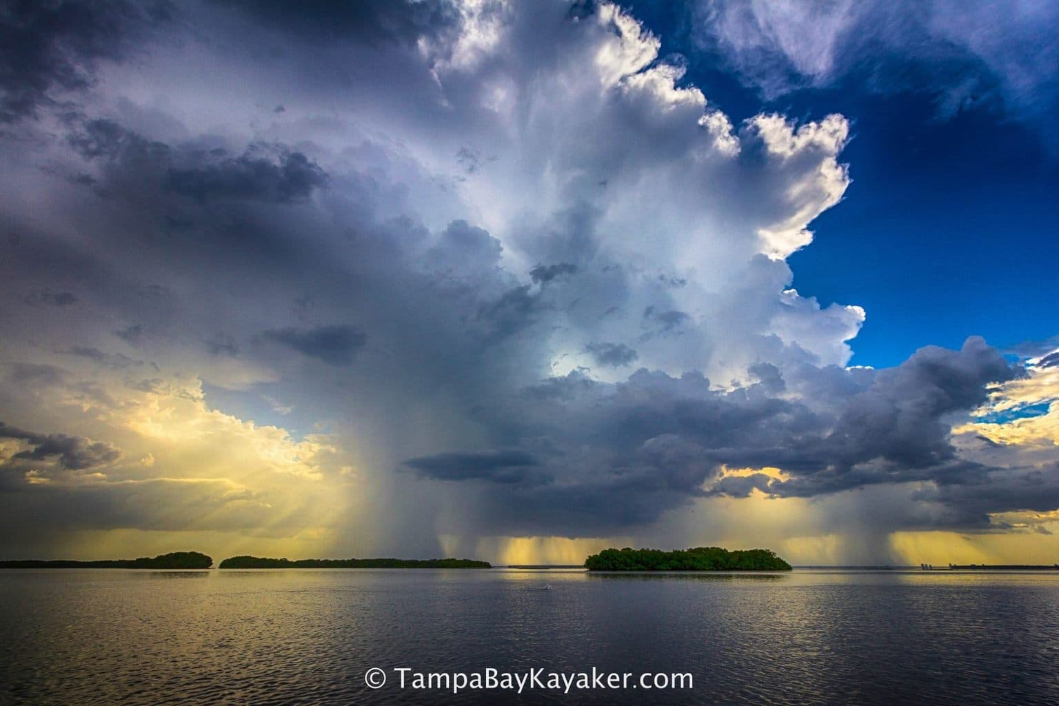 The Rain of Light - Tampa Bay