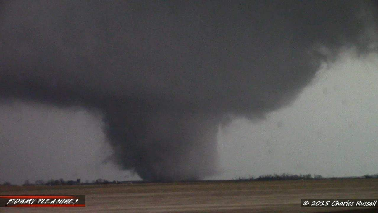 One of the most amazing days of my entire chasing career right here. The Rochelle/Fairdale EF-4 Tornado. This thing was absolutely insane. I still can't get over it all these months later! I always said I wanted to witness a wedge at some point in my life, and this was the one that I could use to check that off my bucket list. Hate it when they affect people in negative ways, but I can't help but be in pure awe of nature's greatest power. The weather.