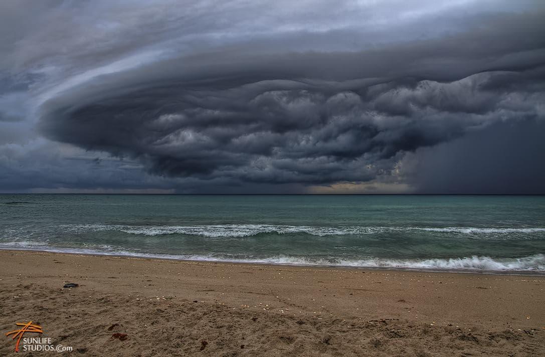 Juno Beach Florida a couple summers ago.