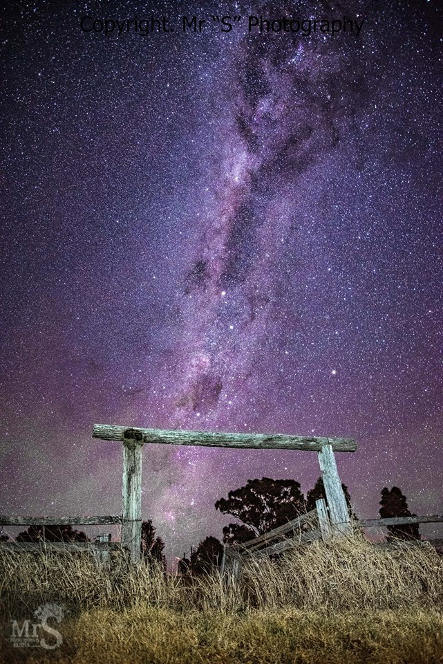 !!!!Gateway To The Galaxy!!!! Captured last night at Kalbar, Queensland Australia. The cold night and clear sky made it perfect for photography.