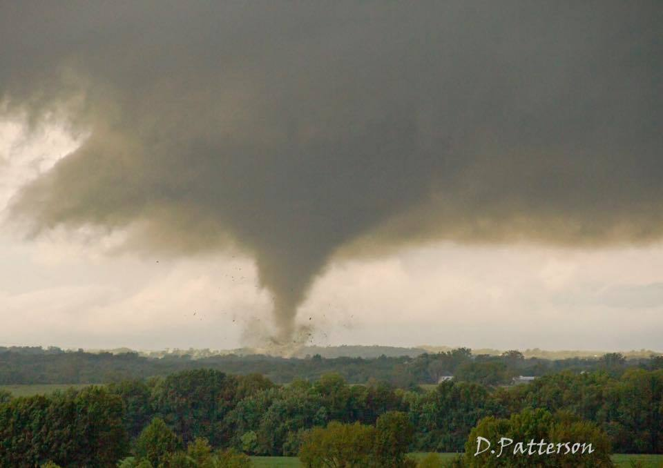 My favorite edit from Friday's chase in Hillsdale KS.