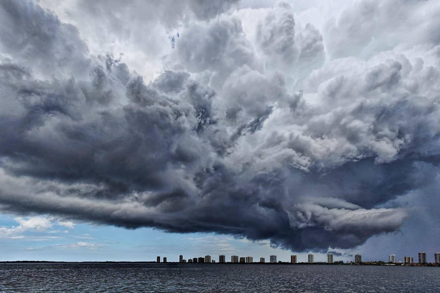 Angry Clouds Singer Island Fl