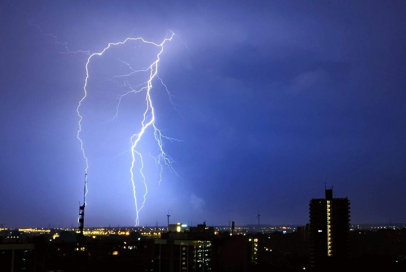 Sweetlakecity lightning 2 weeks ago.