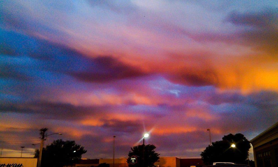 Taken 9-15-2015 Garden City, Kansas this morning!