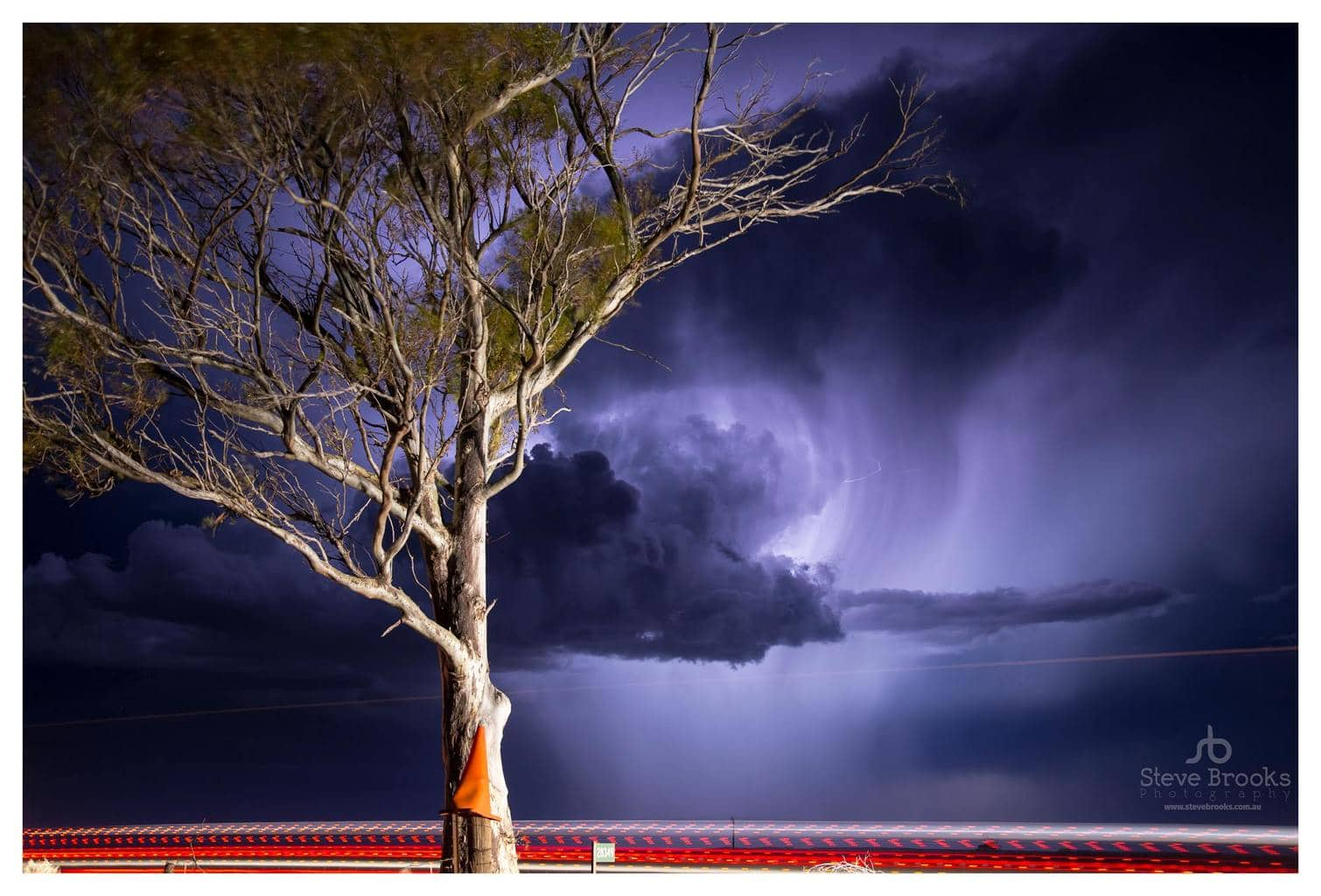 Storm Season is beginning here in Australia. Here is one from the first storm of 2013 in the Western Australian Wheatbelt.