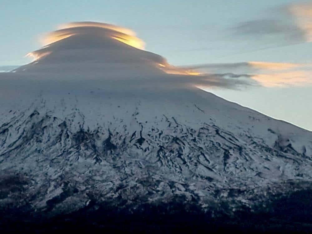 Volcano Osorno - Chile - 2013