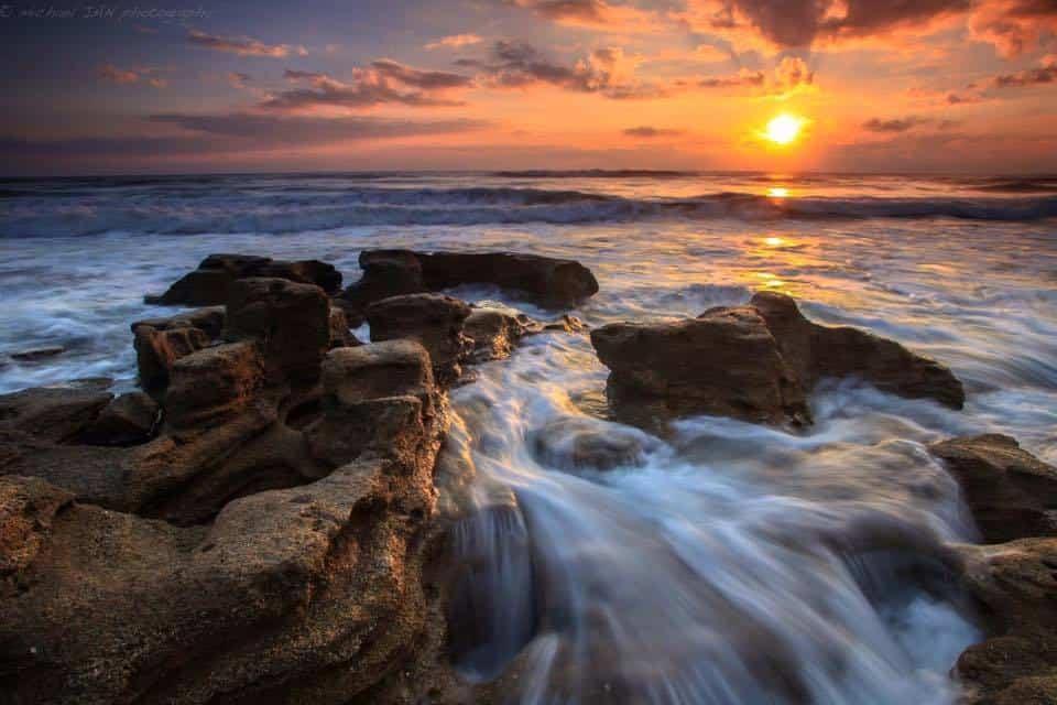 A Florida sunrise for you.