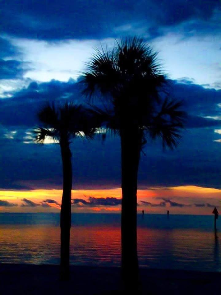 Hudson Beach, Florida Sunset