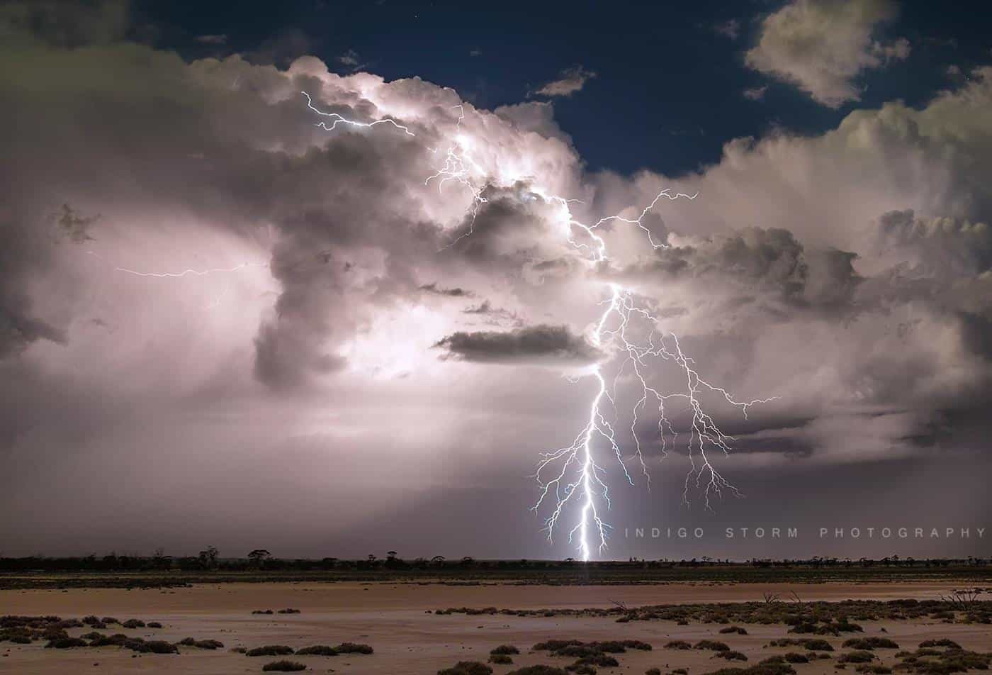 Captured on Sunday 25th October 2015 in the Central Wheatbelt of Western Australia. This was one of a series of storms that passed over the area between 4pm and 1am.