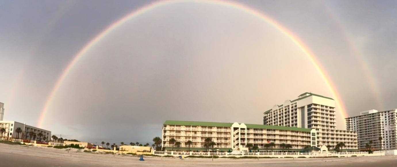 I took this photo at Daytona Beach about 7AM. 8-17-15