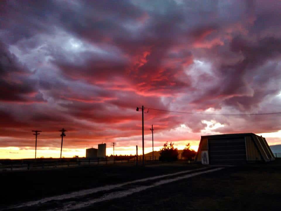 11-6-2015 near Garden City, Kansas