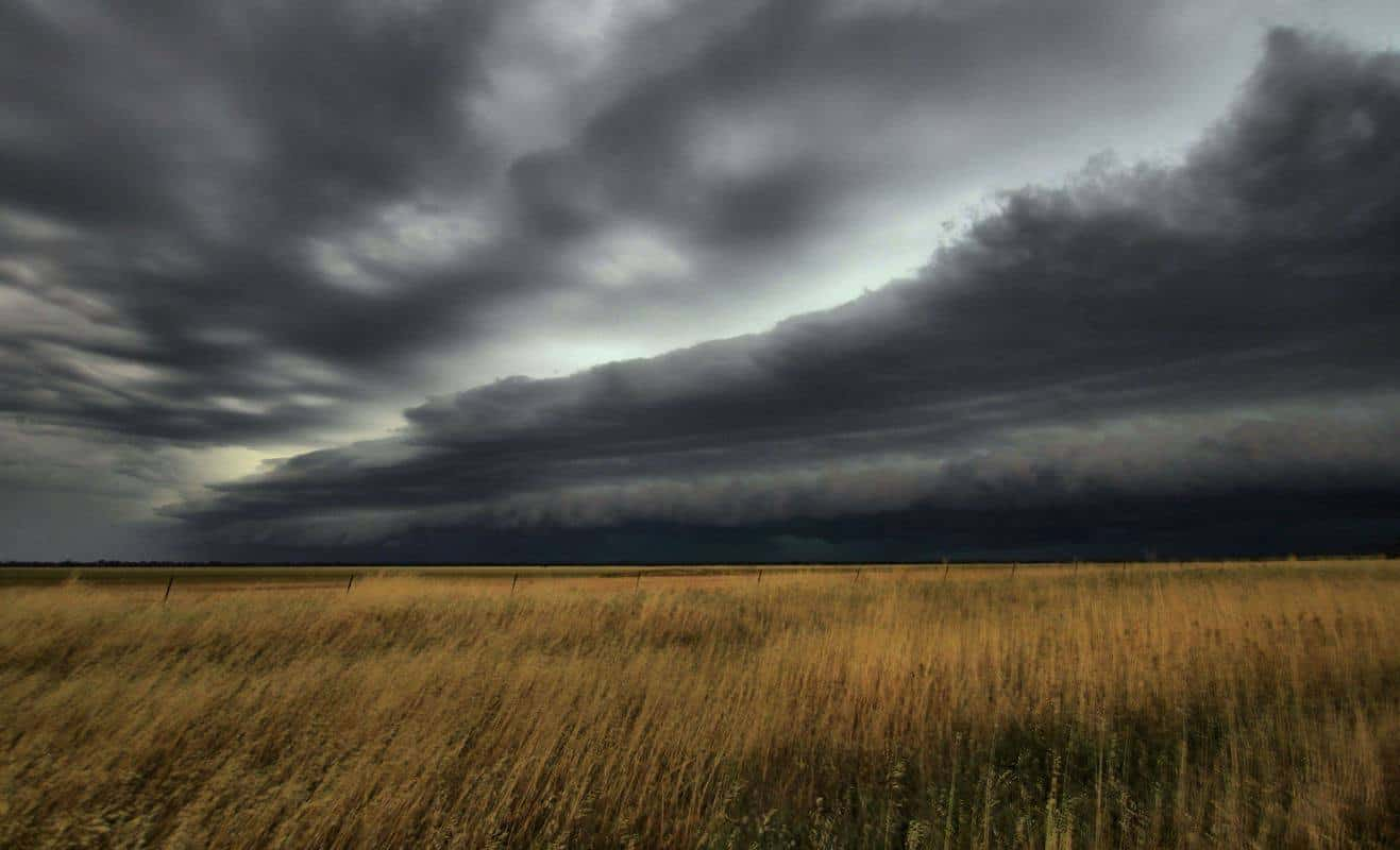 Do you even squall line? Western NSW Australia 2 weeks ago today.