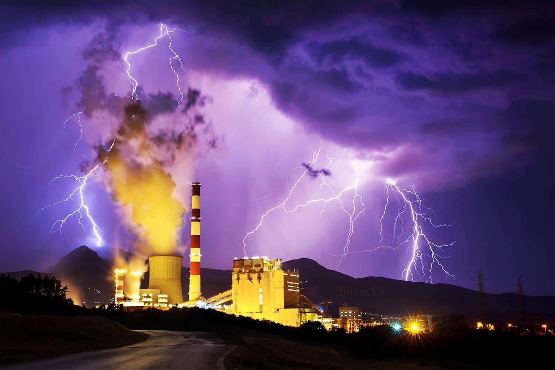 Electric Power! Megalopolis, Greece