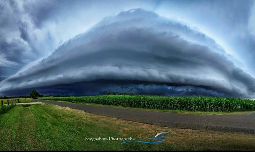 Last storm season here in NSW, Australia.