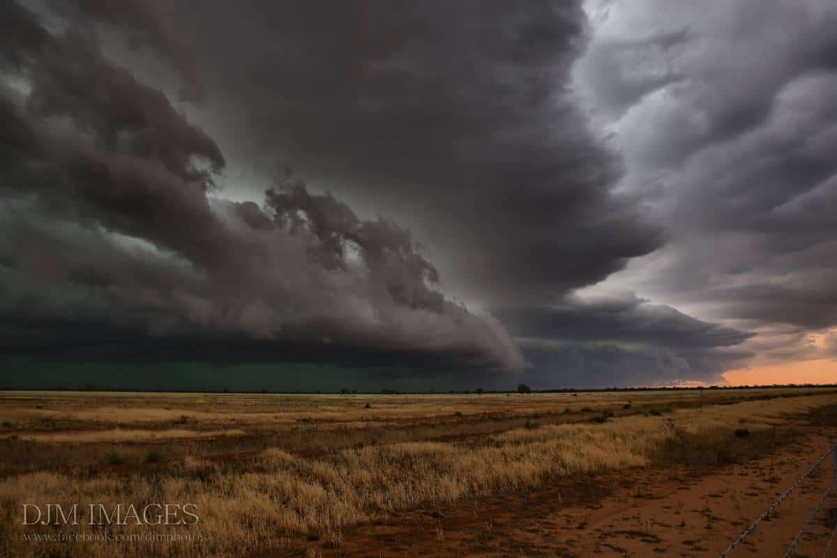 Australia's storm season is in full swing!