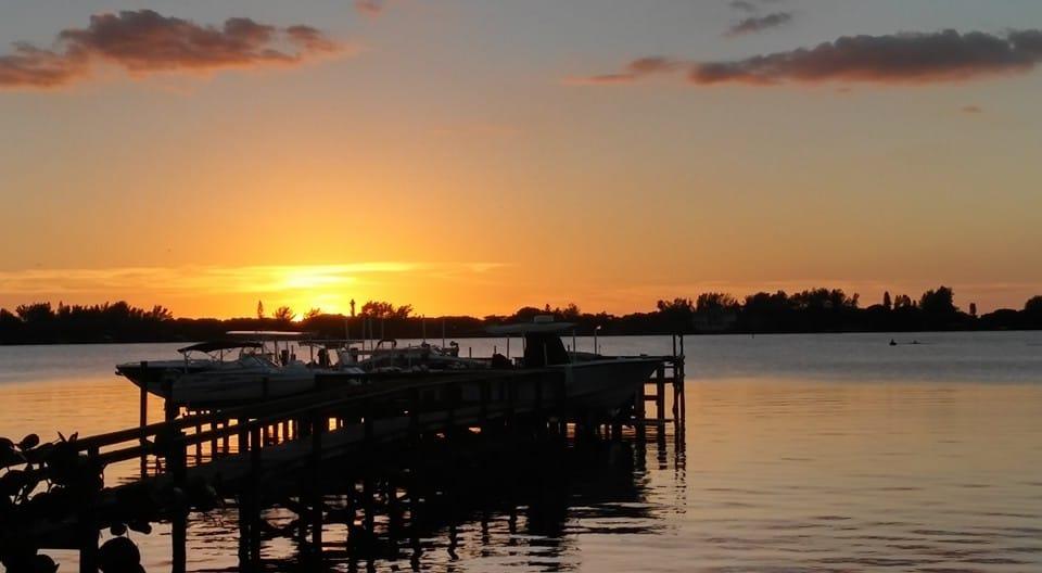 Sunset in Osprey, FL