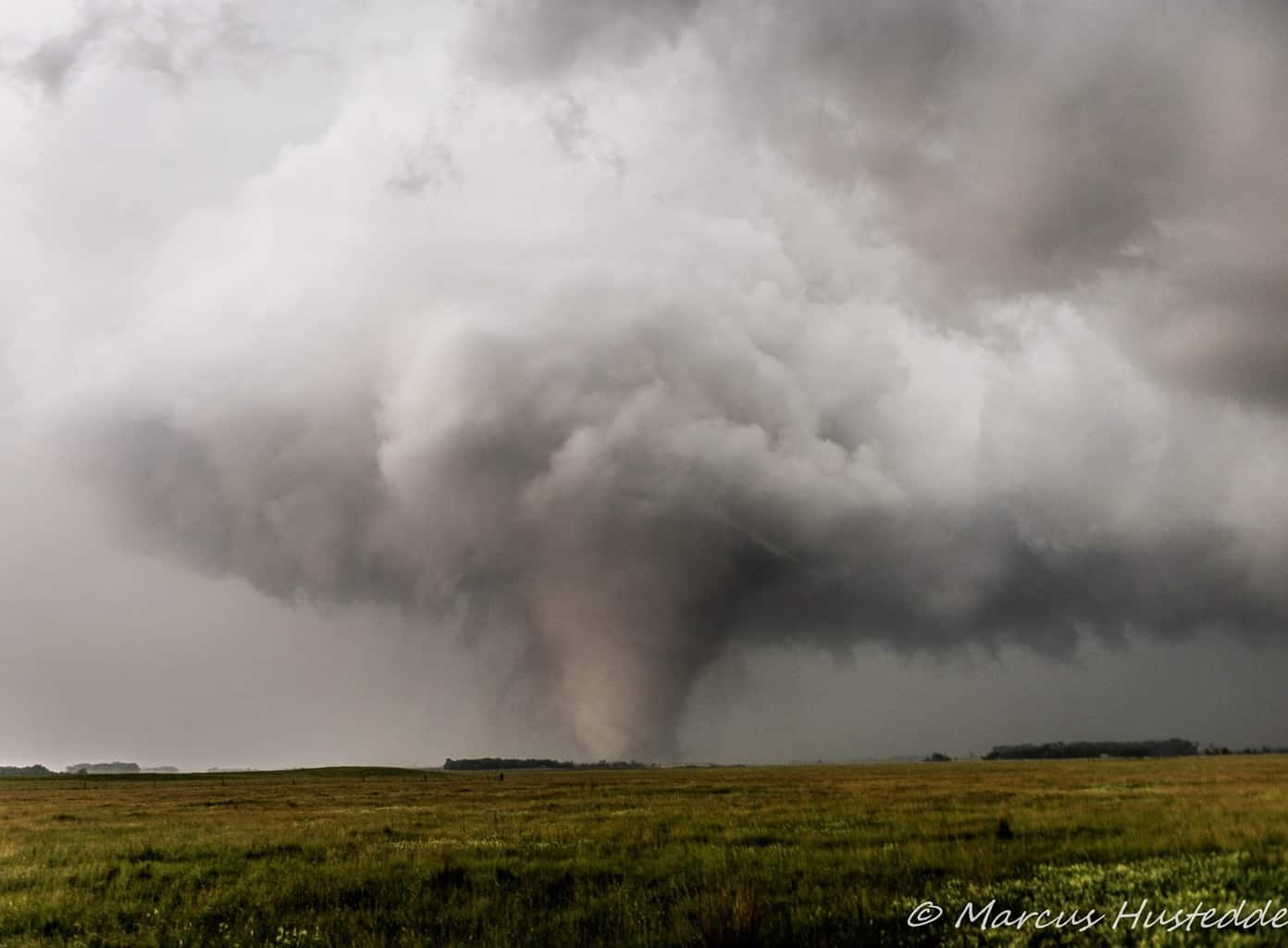 June 18, 2014 near Wessington Springs, SD
