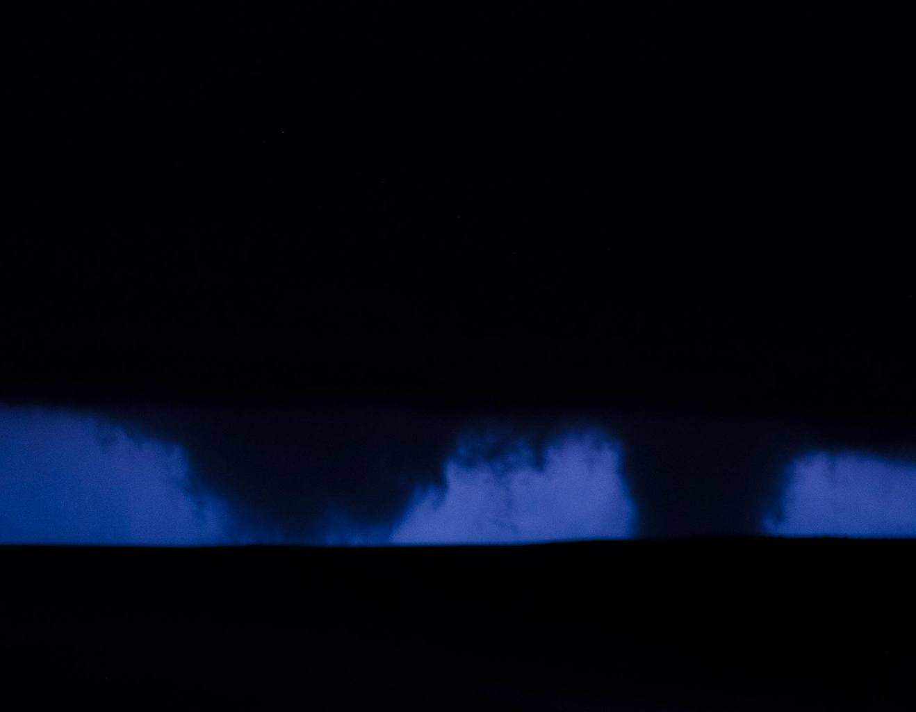 Scary night across the Texas pan handle last night, took this looking north from Miami Texas