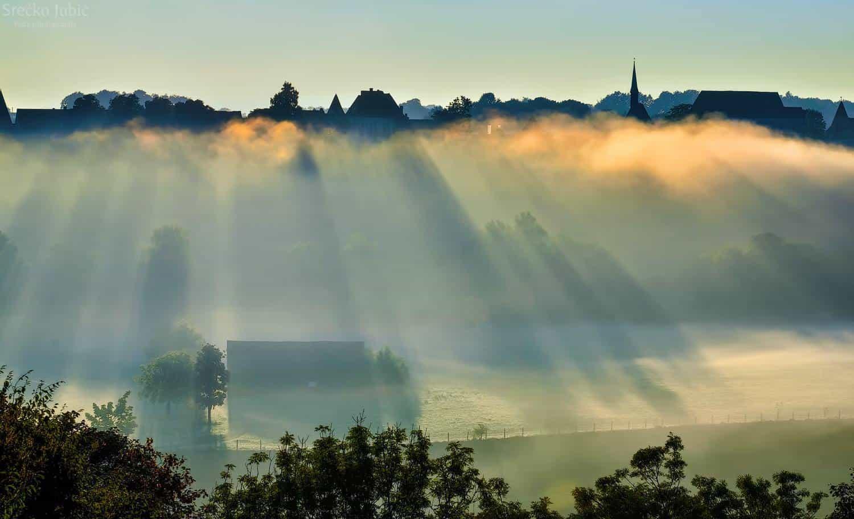 Germany sunrise
