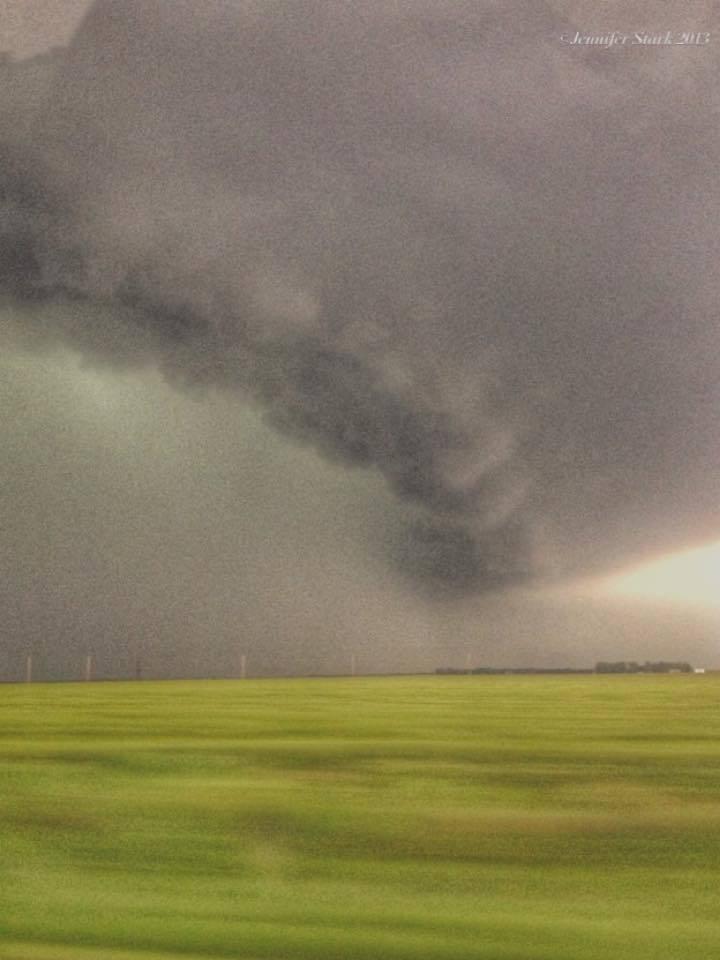 May 19,2013 near Rose Hill, KS