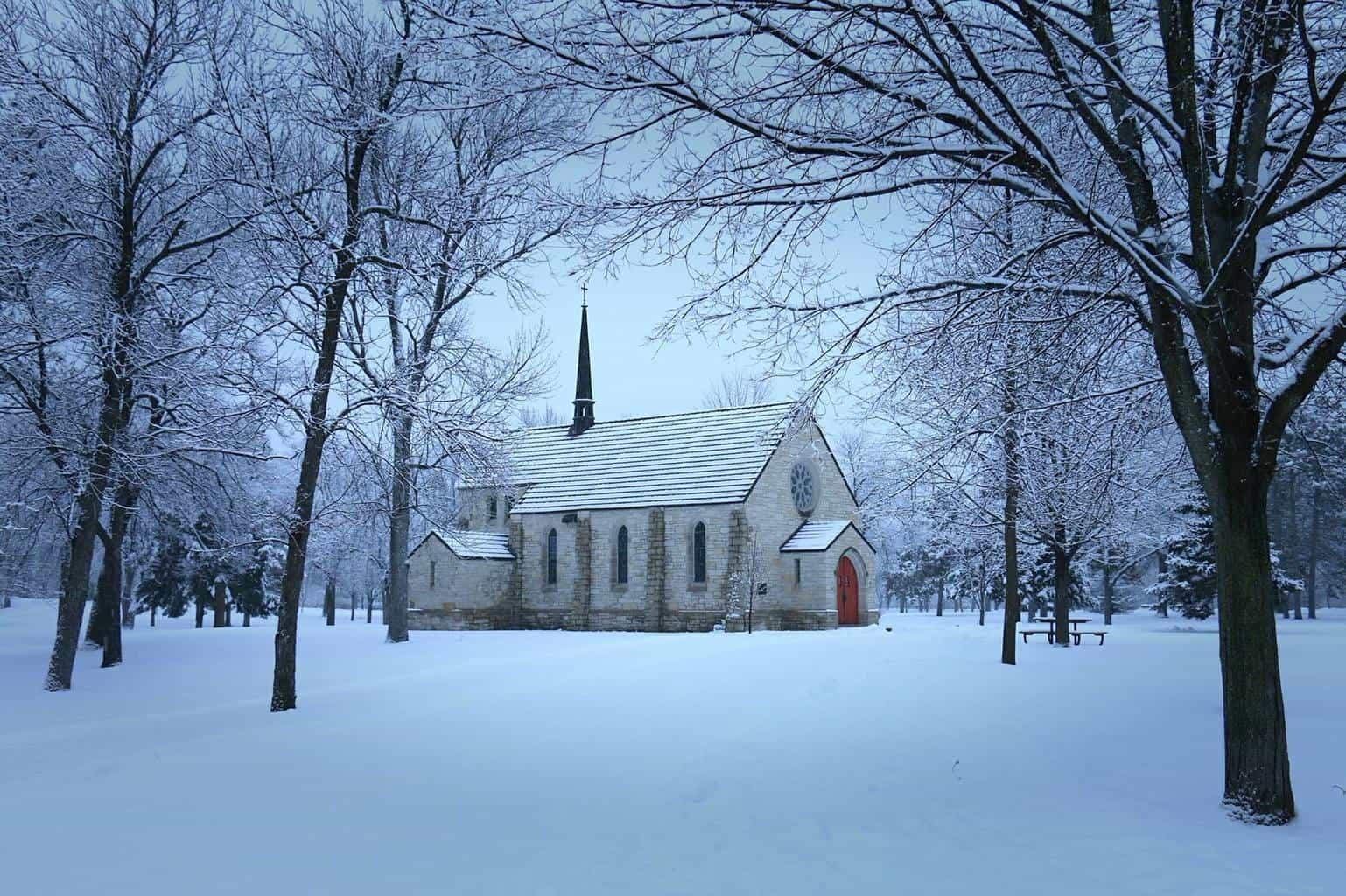 Winter wonderland...Eau Claire,Wi