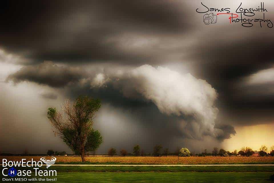 May 11, 2013  A Severe Thunderstorm near my house in Kokomo, IN