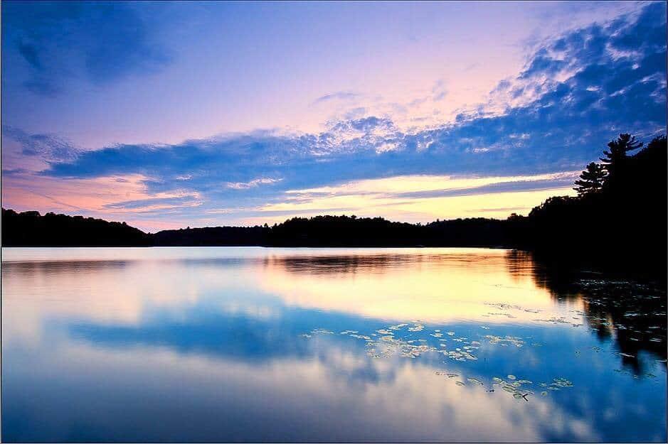 The lake I will always call 'Home Horseshoe Lk, ON, Canada