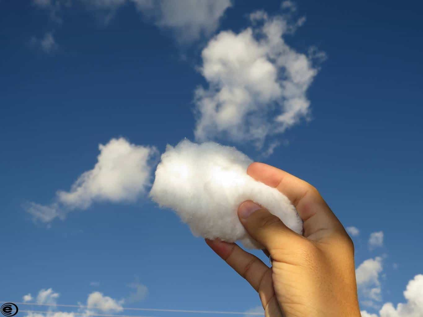 Here in Brazil I am always in touch with the clouds