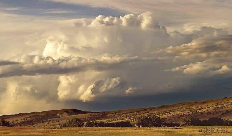 Montana....Big sky country
