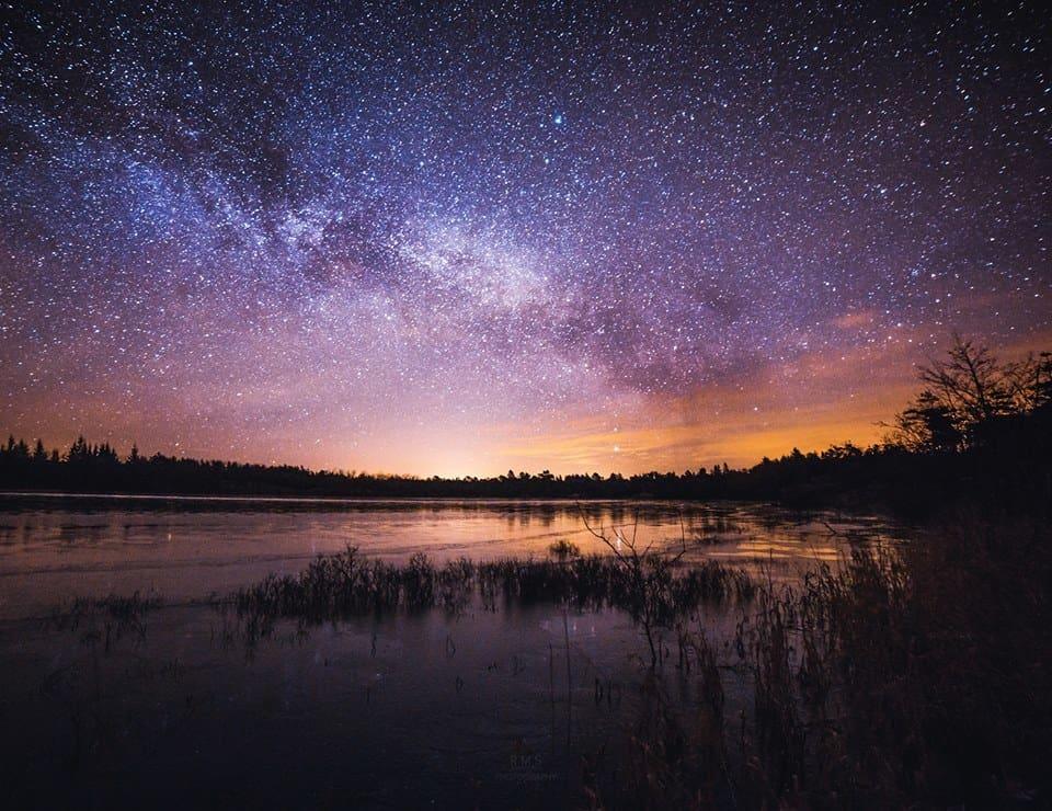 National park Thy, Denmark.