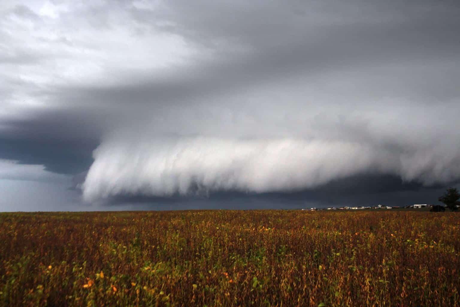 Arcus Cloud in Maringá/Paraná, South of Brazil - 27/02/2016