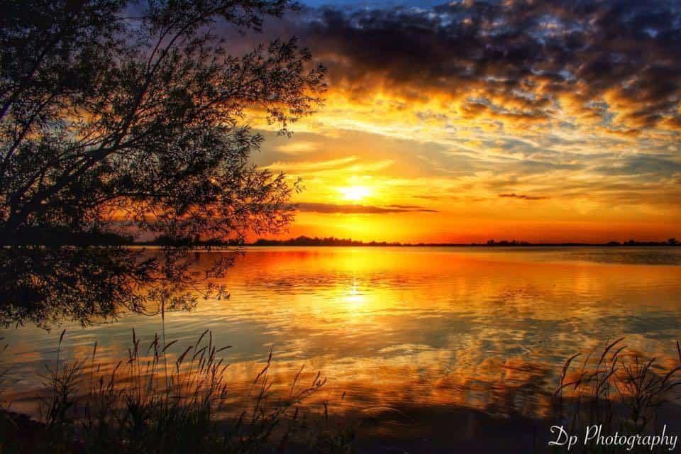 On golden pond ! Mapleton MN