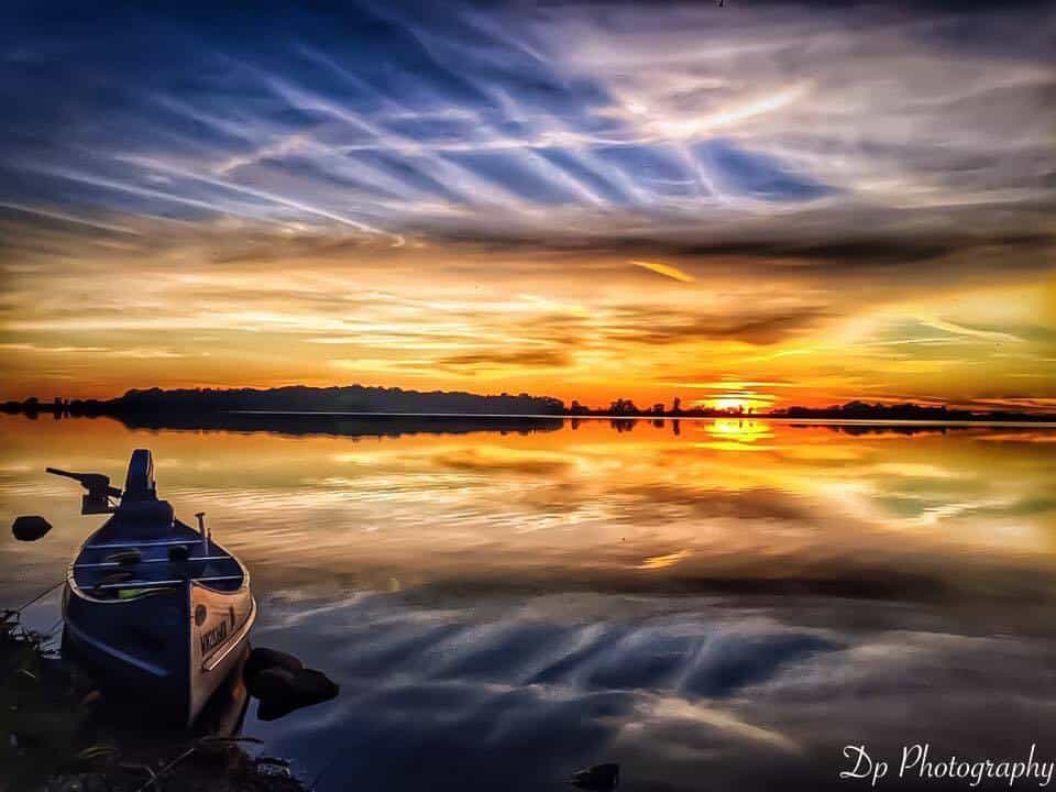 Took last summer ! Was great sky that night best one I shot all summer ! Just got lucky and a boat was there for about 10 min