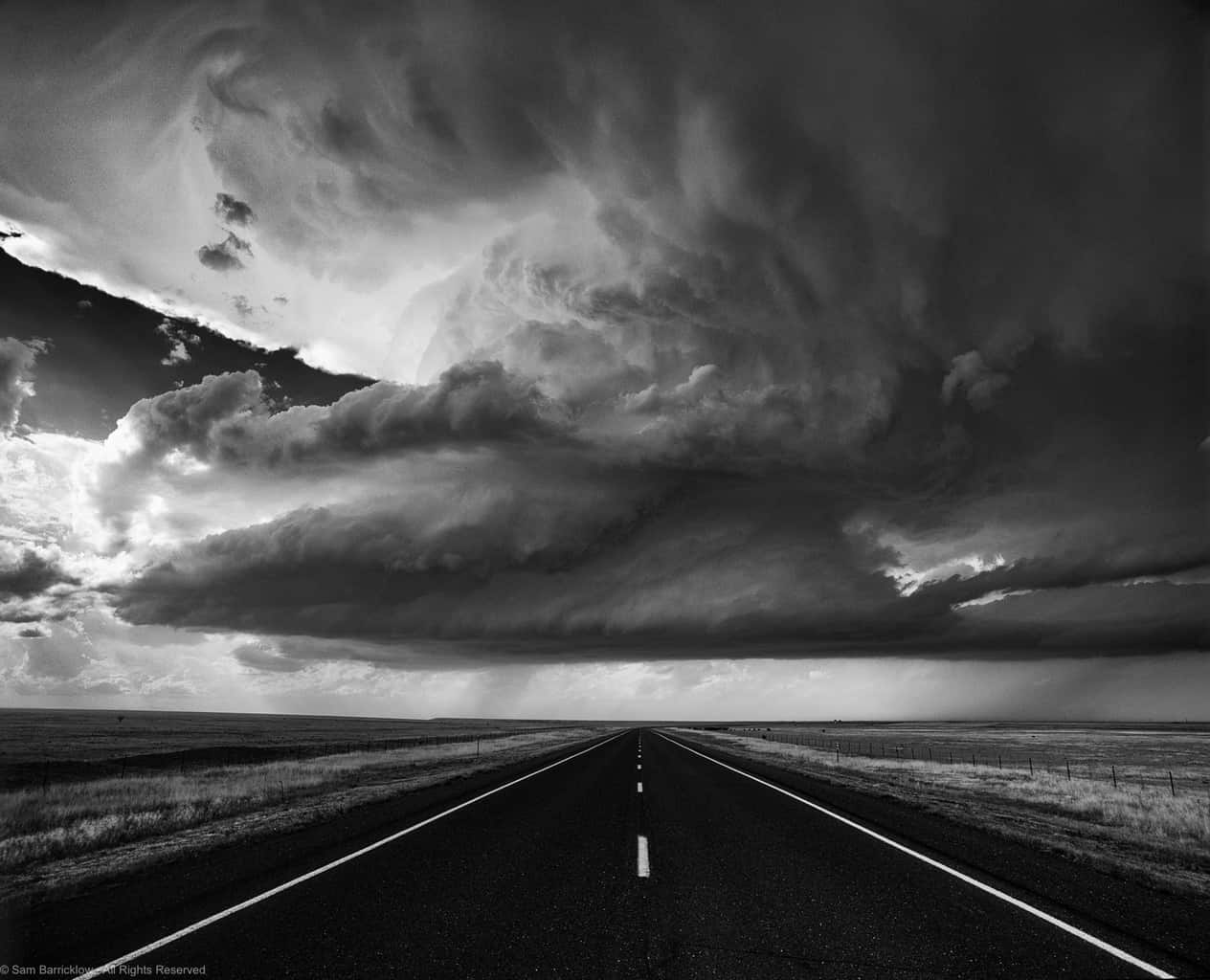 Roy, New Mexico Supercell